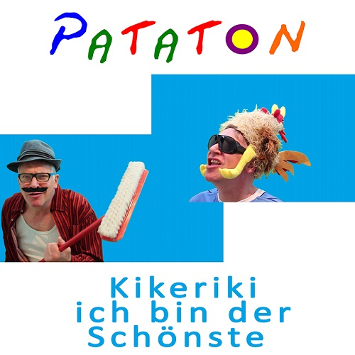 Kikeriki - Cover