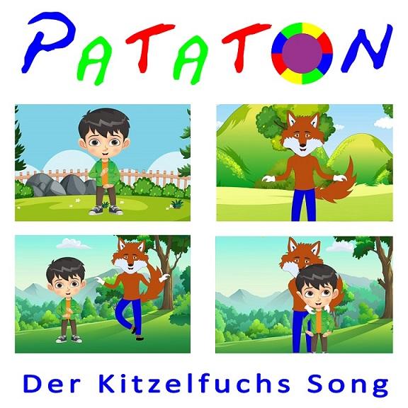 Kitzelfuchs Cover